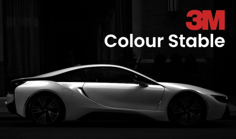 3M Colour Stable Window Tint